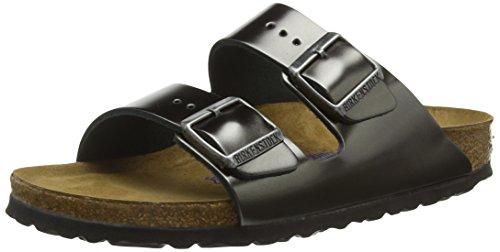birkenstock-arizona-heels-sandals-donna-grigio-metallic-anthracite-38-eu
