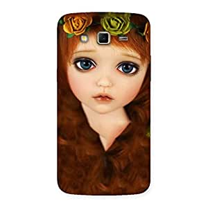 Special Tini Doll Multicolor Back Case Cover for Samsung Galaxy Grand 2