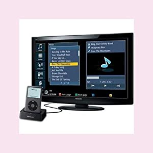 TC-L22X2 22-Inch 720p LCD HDTV with iPod Dock by Panasonic