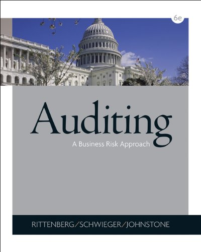 Auditing: A Business Risk Approach (with CD-ROM)
