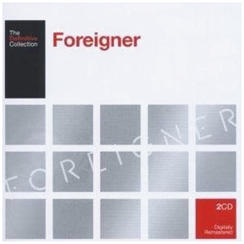 Foreigner - The Definitive Collection (disc 1) - Zortam Music