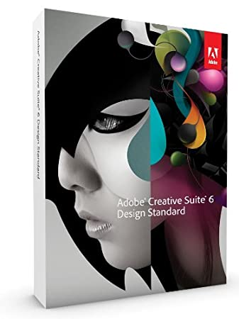 Adobe Creative Suite 6 Design Standard , Upgrade Version from Design Standard CS3/CS4 (PC)