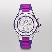 Michele Tahitian Jelly Bean, Purple Colorblock Mww12f000070
