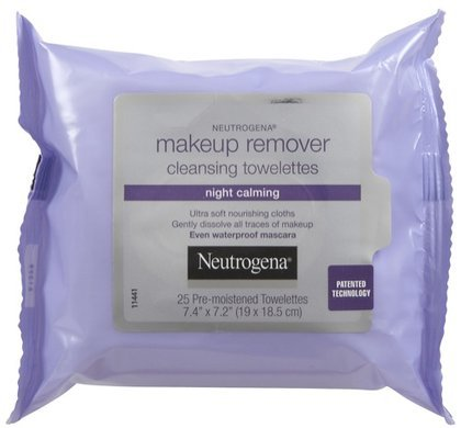 Makeup Remover Cleansing Towelettes front-1042152