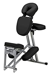 Stronglite Ergo Pro II Massage Chair Package, Black