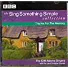 The Sing Something Simple Collection - Thanks for the Memory