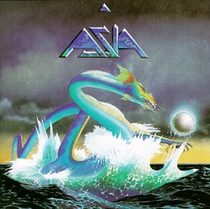 Original album cover of Asia by Asia