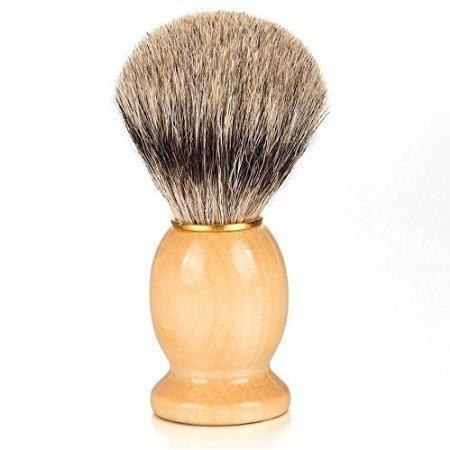 blaireau-de-penewell-argent-gespitzt-poils-avec-manche-en-bois-utilisable-avec-tous-les-parfait-pour