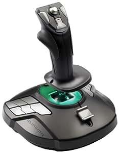 Thrustmaster T.16000M PC Joystick pour PC - Noir/Argent