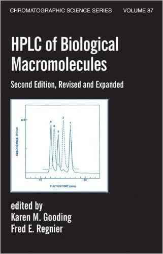 Hplc Of Biological Macro- Molecules, Revised And Expanded (Chromatographic Science Series)
