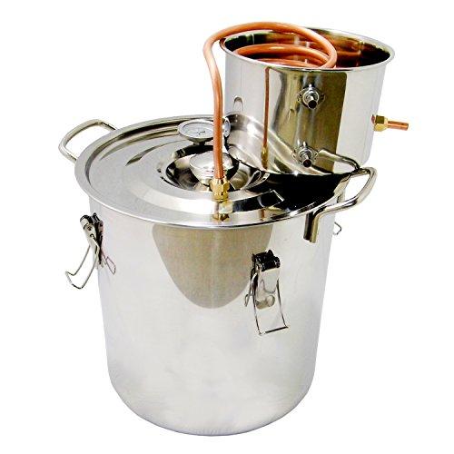 5 Gallon Water Distiller ~ Olizee™ gallon l water distiller wine alcohol