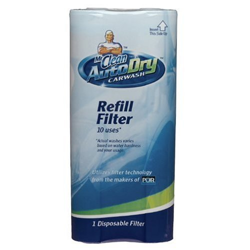Mr Clean Car Wash Filter Discontinued