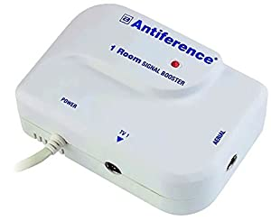 Antiference A1100R 1 Way Digital TV Aerial Signal Booster/Amplifier