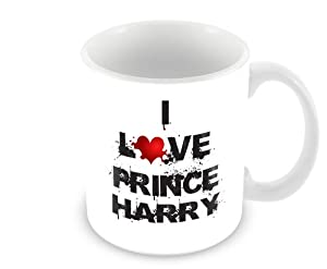 I Love Mug - Prince Harry