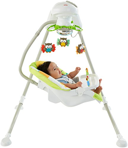fisher price power plus swing instructions
