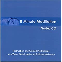 8 Minute Meditation Guided CD