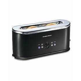 Hamilton Beach Keep Warm Toaster