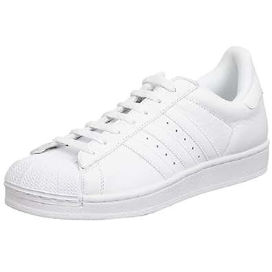 adidas Originals Men's Superstar II Basketball Shoe, White, 12.5 M