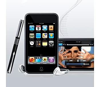 iClooly Multi-Touch Pen for iPad and iPhone (2nd Version) - Black