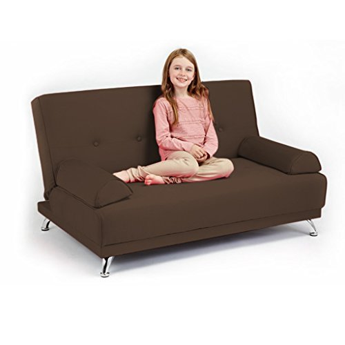 Deals For Children's Cotton Twill Convertible 2 Seater Clic Clac