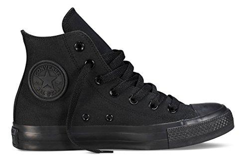 Converse Chuck Taylor All Star HI Schuhe black mono - 37,5