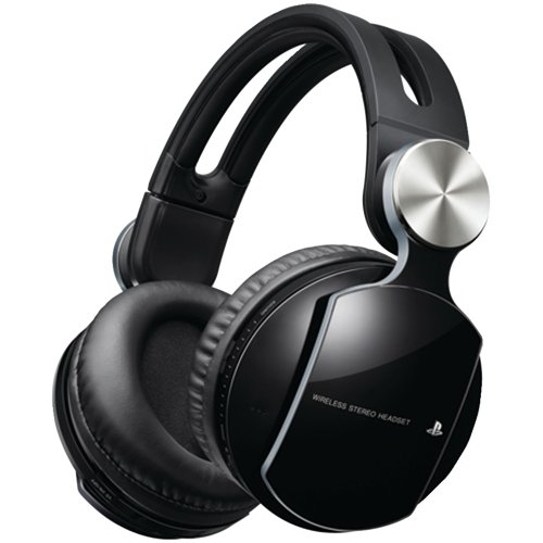 1 - Playstation(R)3 Pulse Wireless Elite Edition Stereo Headset