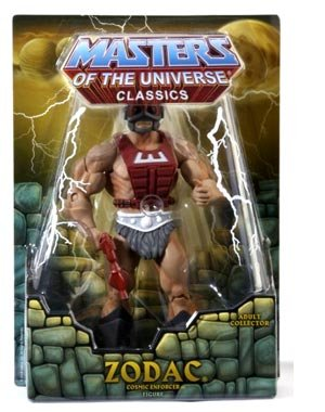 Picture of Mattel He-Man Masters of the Universe Exclusive Action Figure Zodac (B002ANCXR8) (Mattel Action Figures)