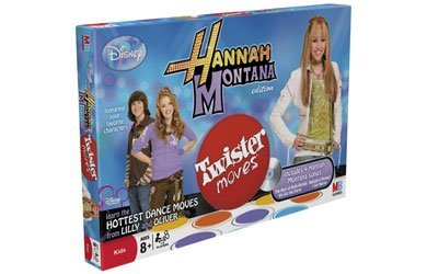 Twister Moves Hannah Montana