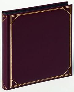 walther albums photos album photo traditionnel coller prem 39 s. Black Bedroom Furniture Sets. Home Design Ideas