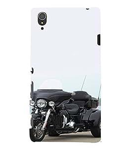 EPICCASE Wonder Bike Mobile Back Case Cover For Sony Xperia T3 (Designer Case)