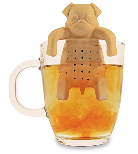 Paladone Noki Pug in a Mug Tea Infuser