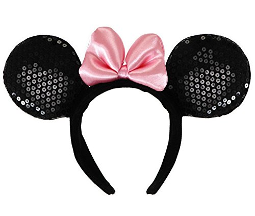 Disney's Minnie Mouse Deluxe Ears Headband by elope - 1