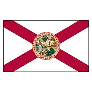 Florida State Flag 3x5 3 x 5 Brand NEW Banner USA