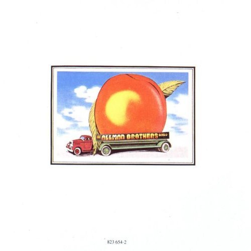 Original album cover of Eat a Peach by Allman Brothers (1990-10-25) by Allman Brothers