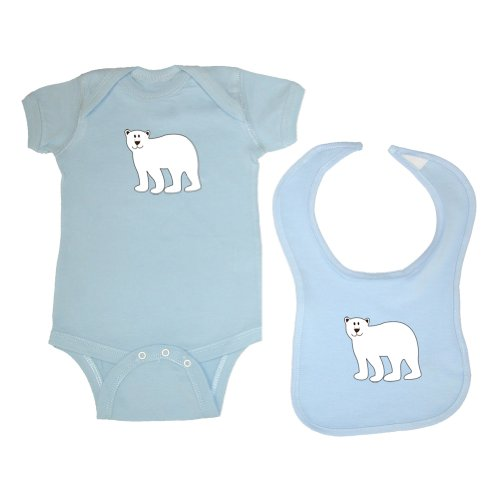 Solid Color Baby Onesies front-1035654