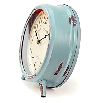 VIP International Round Table Clock