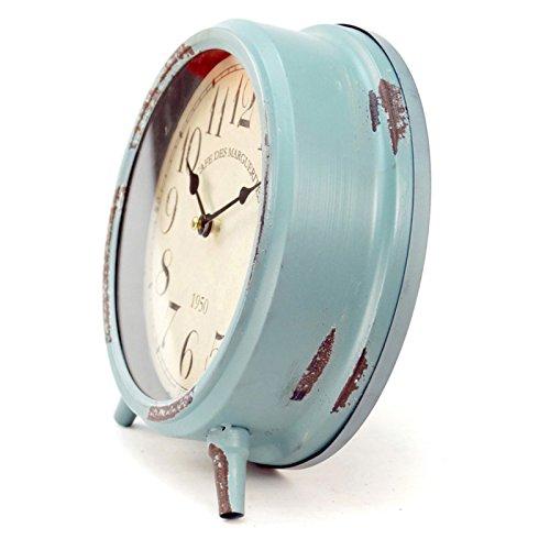 VIP International Round Table Clock 1