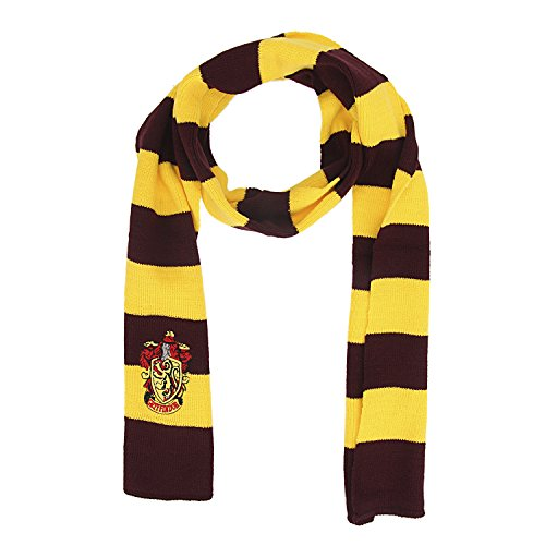 Accessorisingg Harry Potter Gryffindor Scarf and Harry Potter Pendant Combo