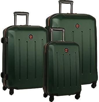 Timberland 3-Pc. Hardside Spinner Luggage Set
