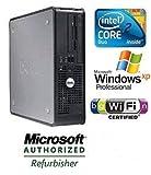 Dell Optiplex 745 - Intel Core 2 Duo 1.86Ghz, 2GB, 160GB, CDRW/DVD, WIFI, Windows XP Professional