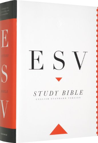 The Esv Study Bible Picture