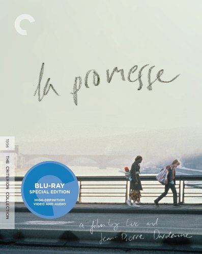 Cover art for  La Promesse (The Criterion Collection) [Blu-ray]
