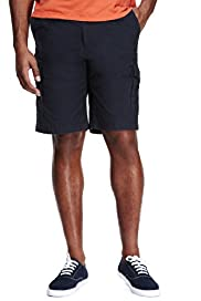 Pure Cotton Cargo Shorts