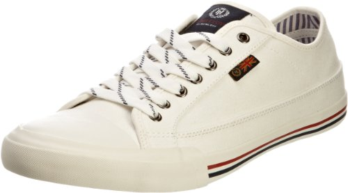 Henri Lloyd Men's Capri Off White Fashion Trainer