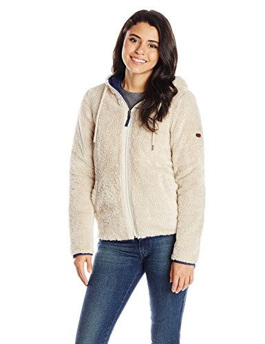 Roxy Live Again Holiday Jacket - Women's Bleached Sand, M