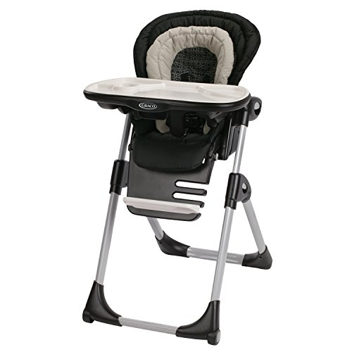 Graco Souffle High Chair, In Pierce (Portable High Chair Graco compare prices)