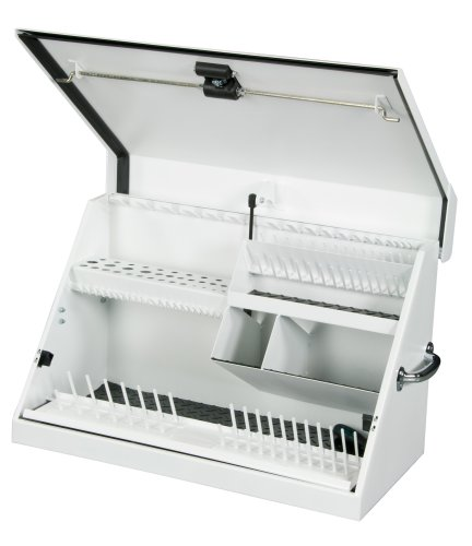 Montezuma ME300W Steel Portable Tool Box