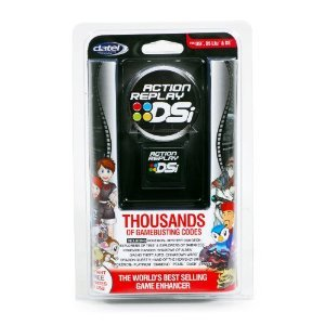 How To Cheats To Action Replay Dsi