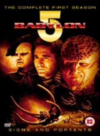 Babylon 5 : Season 1 [DVD] [1994]