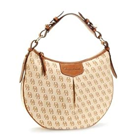 Dooney & Bourke Shadow DB Luisa Bag